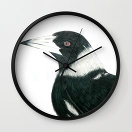 The early bird gets the worm Wall Clock