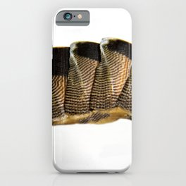 lines and blemishes iPhone Case