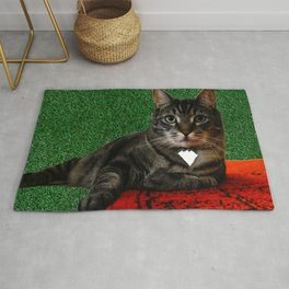 King of the... house? Rug
