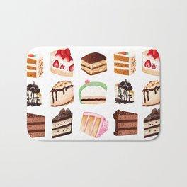 Yummy Cakes Bath Mat