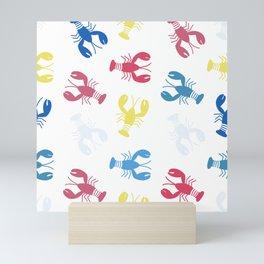 Matisse Lobster Pattern  Mini Art Print