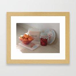 Miniature Canning Love Framed Art Print