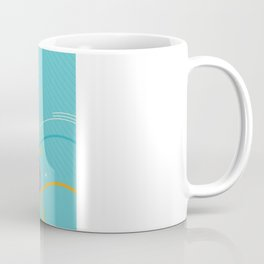 Ventana Azul Coffee Mug