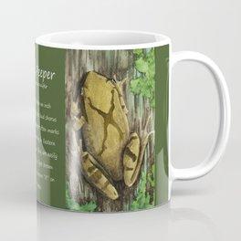 Spring Peeper Coffee Mug