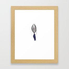 Sad bois only Framed Art Print