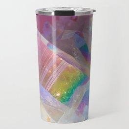 Opal Aura Quartz Crystal 1 Travel Mug
