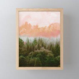 Forest Sound Framed Mini Art Print