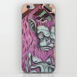 """""""Monster Home"""" iPhone Skin"""