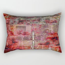 Well (or Ill) Met In The Cities In The Trees (or, I Could Be With You Or...) [A.N.T.S. Series] Rectangular Pillow