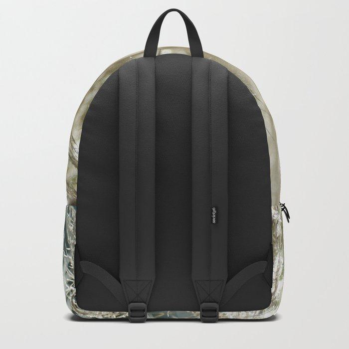 Dissolving in three stages Backpack