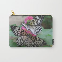 Butterfly Gardens Carry-All Pouch
