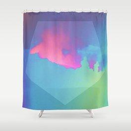_2ETNA_1983_ Shower Curtain
