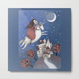 A Midnight Dream  Metal Print