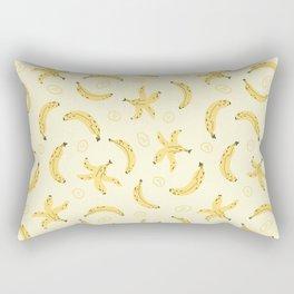 Banana Pattern Rectangular Pillow