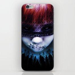 Leave A Scar iPhone Skin