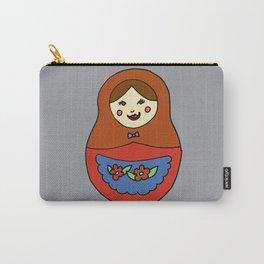 1 Matroyshka Doll Carry-All Pouch