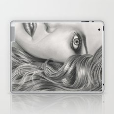 Half Portrait Laptop & iPad Skin