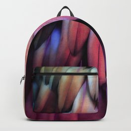 PARROT FEATHERS RAINBOW Backpack