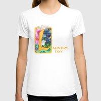 fairytale T-shirts featuring Mundane Fairytale by AriesNamarie