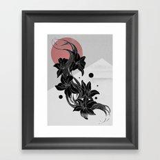 ////\\\\ Framed Art Print