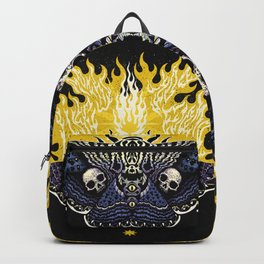 Moths to a Flame Backpack