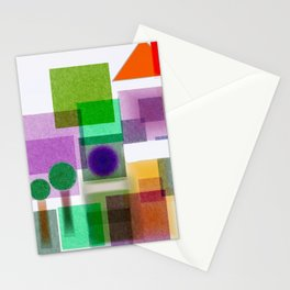 Color House Stationery Cards