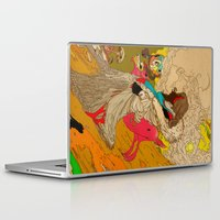 mother Laptop & iPad Skins featuring MOTHER by kasi minami