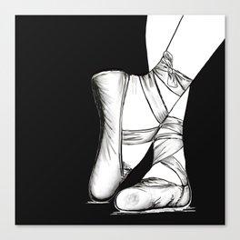 Ballet Collection Canvas Print