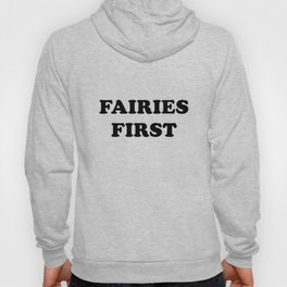 Fairies first Hoody