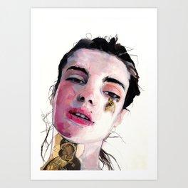 Anonymous Madonna Art Print