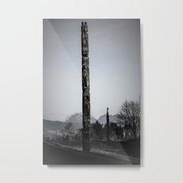 atmospheric Metal Print