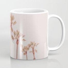 Vintage Palm Trees Coffee Mug