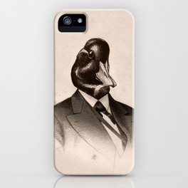 Uncle Manning iPhone Case
