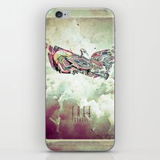 Free Yourself Eagle iPhone Skin