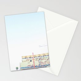 Dodger Stadium Magic Hour Stationery Cards