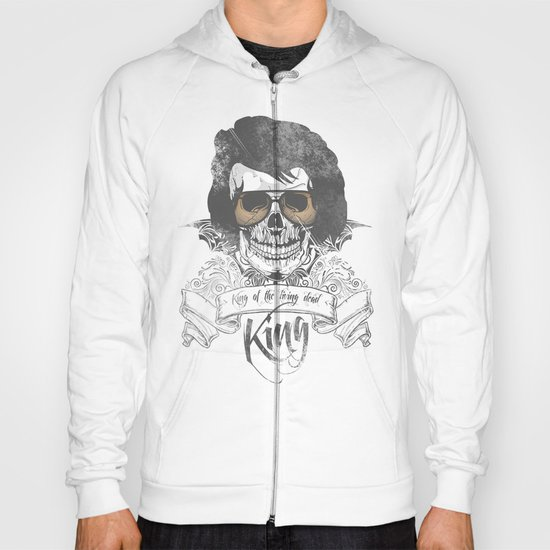 Elvis Presley | The King of the Living Dead Hoody