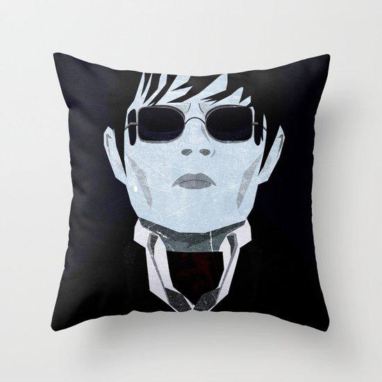 Barnabas Collins Throw Pillow