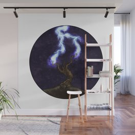 Electricity Wall Mural