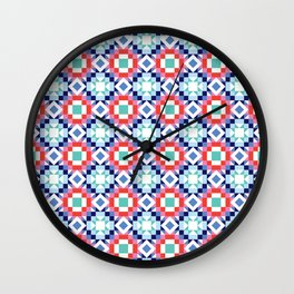 Perfect Points Wall Clock