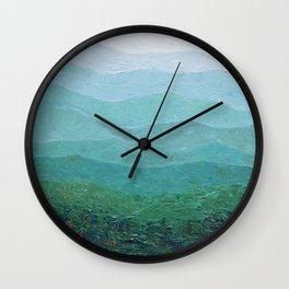 Fall in the Shenandoah Wall Clock