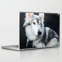 korra Laptop & iPad Skins featuring Korra 01 by Micah Hamilton