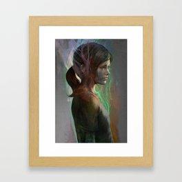 The last hope Framed Art Print