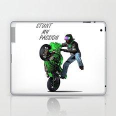 Stunt My Passion Laptop & iPad Skin