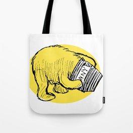 Pooh Bear Tote Bag