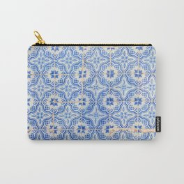 Lisbon tiles Carry-All Pouch