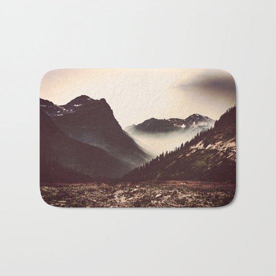 Montana Mountain Pass Bath Mat