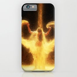 Dance Among The Detritus iPhone Case