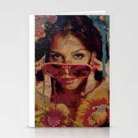 bianca Stationery Cards featuring Bianca by Yuri Torres Bertazolli