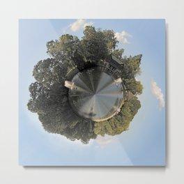 Slater Planet Metal Print