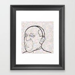 Pop-e Framed Art Print